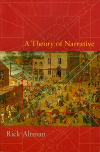 Image of A THEORY OF NARRATIVE