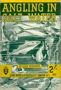 Image of ANGLING IN SALT WATER