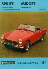 Image of AUSTIN-HEALEY SPRITE & MG MIDGET