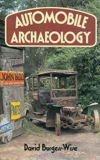 Image of AUTOMOBILE ARCHAEOLOGY