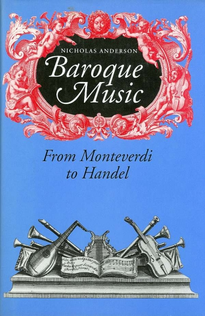 Main Image for BAROQUE MUSIC