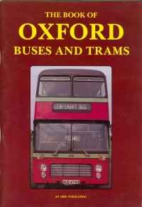 Image of THE BOOK OF OXFORD BUSES ...