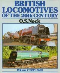 Image of BRITISH LOCOMOTIVES OF THE 20th ...