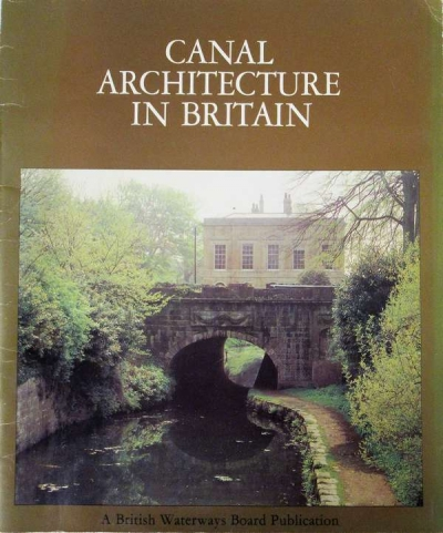 Main Image for CANAL ARCHITECTURE IN BRITAIN