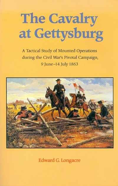 Main Image for THE CAVALRY AT GETTYSBURG