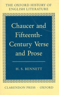 Image of CHAUCER AND FIFTEENTH-CENTURY VERSE AND ...
