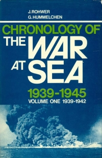 View CHRONOLOGY OF THE WAR AT SEA 1939-1945 details