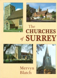 Image of THE CHURCHES OF SURREY