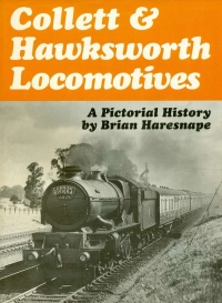 Image of COLLETT & HAWKSWORTH LOCOMOTIVES