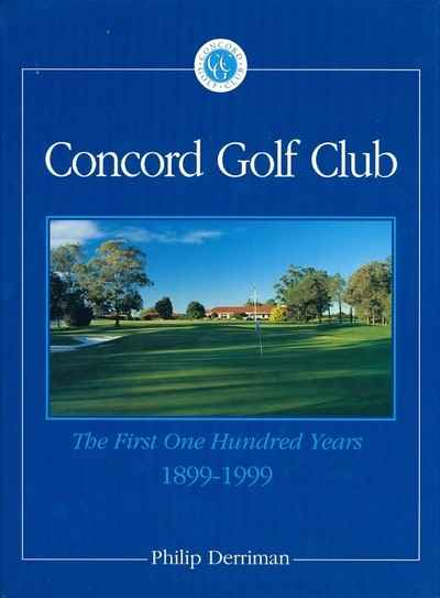 Main Image for CONCORD GOLF CLUB