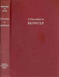 Image of A CONCORDANCE TO 'BEOWULF'