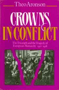 Image of CROWNS IN CONFLICT