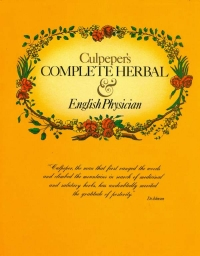 Image of CULPEPER'S COMPLETE HERBAL & ENGLISH ...