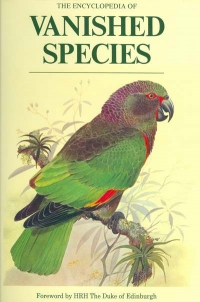 Image of THE ENCYCLOPEDIA OF VANISHED SPECIES