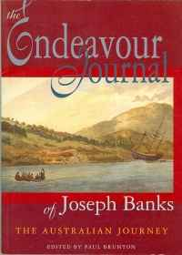 Image of THE ENDEAVOUR JOURNAL OF JOSEPH ...