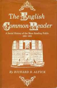 Image of THE ENGLISH COMMON READER