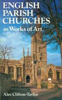 Image of ENGLISH PARISH CHURCHES as Works ...