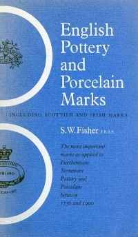 Image of ENGLISH POTTERY AND PORCELAIN MARKS