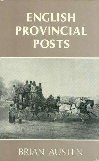 Image of ENGLISH PROVINCIAL POSTS 1633-1840