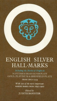 Image of ENGLISH SILVER HALL-MARKS