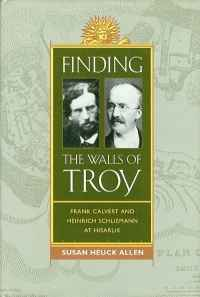 Image of FINDING THE WALLS OF TROY