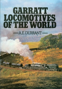Image of GARRATT LOCOMOTIVES OF THE WORLD
