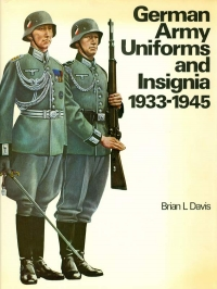 Image of GERMAN ARMY UNIFORMS AND INSIGNIA ...