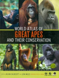 Image of WORLD ATLAS OF GREAT APES ...