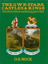 Image of THE GWR STARS, CASTLES & ...
