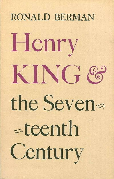 Main Image for HENRY KING AND THE SEVENTEENTH ...