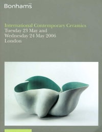 Image of INTERNATIONAL CONTEMPORARY CERAMICS 2006