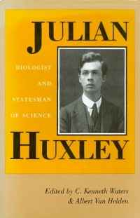 Image of JULIAN HUXLEY