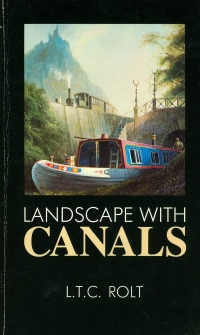 Image of LANDSCAPE WITH CANALS