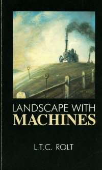 Image of LANDSCAPE WITH MACHINES