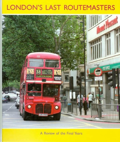 Main Image for LONDON'S LAST ROUTEMASTERS