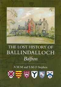 Image of THE LOST HISTORY OF BALLINDALLOCH, ...