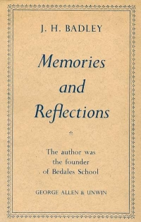 Image of MEMORIES AND REFLECTIONS