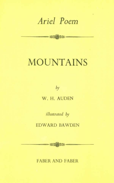 Main Image for MOUNTAINS