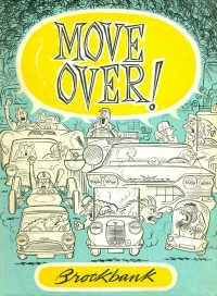 Image of MOVE OVER!