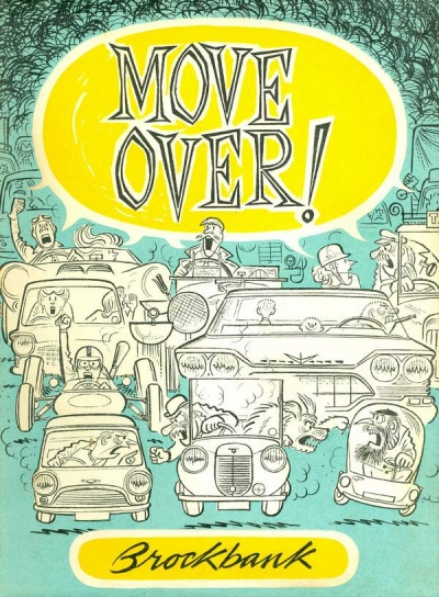 Main Image for MOVE OVER!