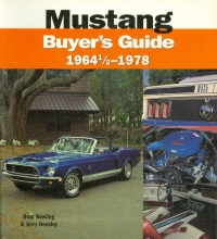 Image of MUSTANG BUYER'S GUIDE 1964½-1978
