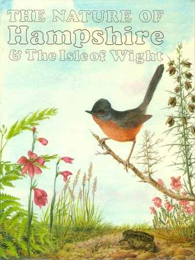 Main Image for THE NATURE OF HAMPSHIRE AND ...