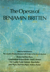 Image of THE OPERAS OF BENJAMIN BRITTEN