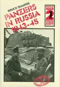 Image of PANZERS IN RUSSIA 1943-45