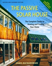 Image of THE PASSIVE SOLAR HOUSE