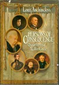 Image of PERSONS OF CONSEQUENCE