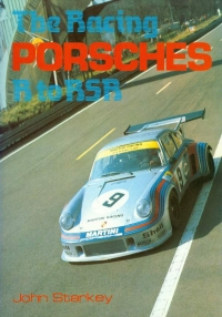 Image of THE RACING PORSCHES: R TO ...