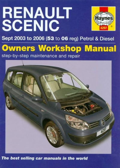 Main Image for RENAULT SCENIC