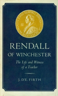 Image of RENDALL OF WINCHESTER