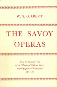 Image of THE SAVOY OPERAS